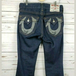 True Religion Men's Size 31X34 Joey Designer Jeans
